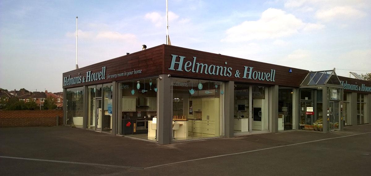 Helmanis & Howell Showroom