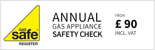 Helmanis & Howell Annual Gas Appliance Safety Check
