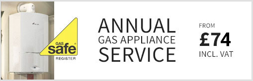 Helmanis and Howell Annual Gas appliance Service