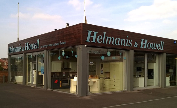 Helmanis and Howell Showroom