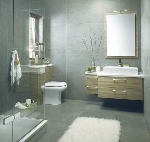 Bathroom furniture Java Driftwood