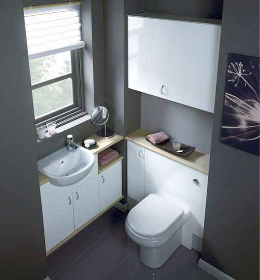 Bathroom furniture Adriatic white