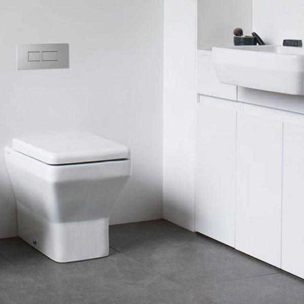 Bathroom suite britton Cube