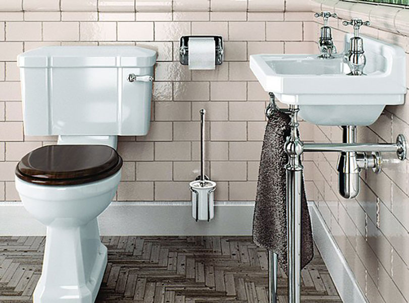 Bathroom Sanitaryware Burlington