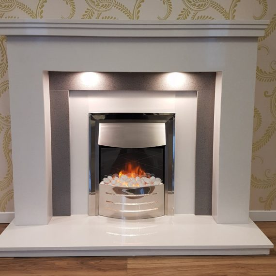 how to stop fireplace fire