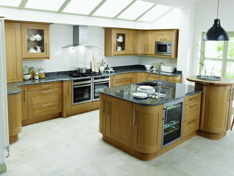 Broadoak Natural (Solid Oak)