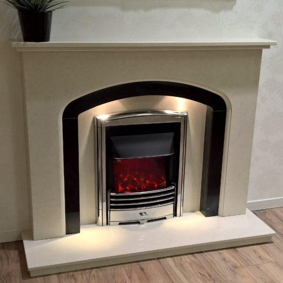 Newbury fireplace
