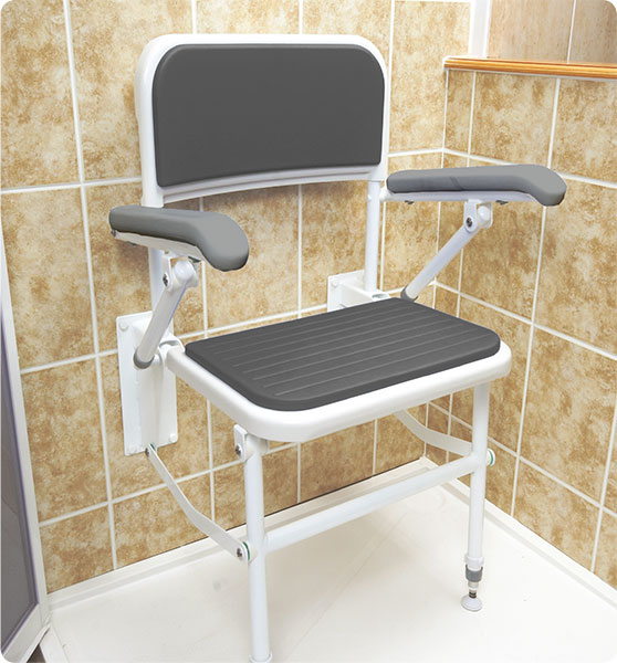 Accessible Seat in shower