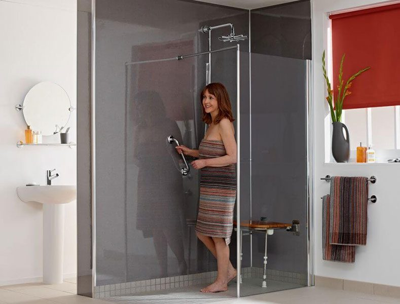 Wetroom example 1