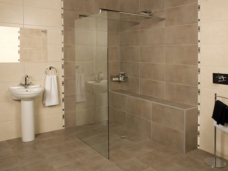 ELLP Accessible shower