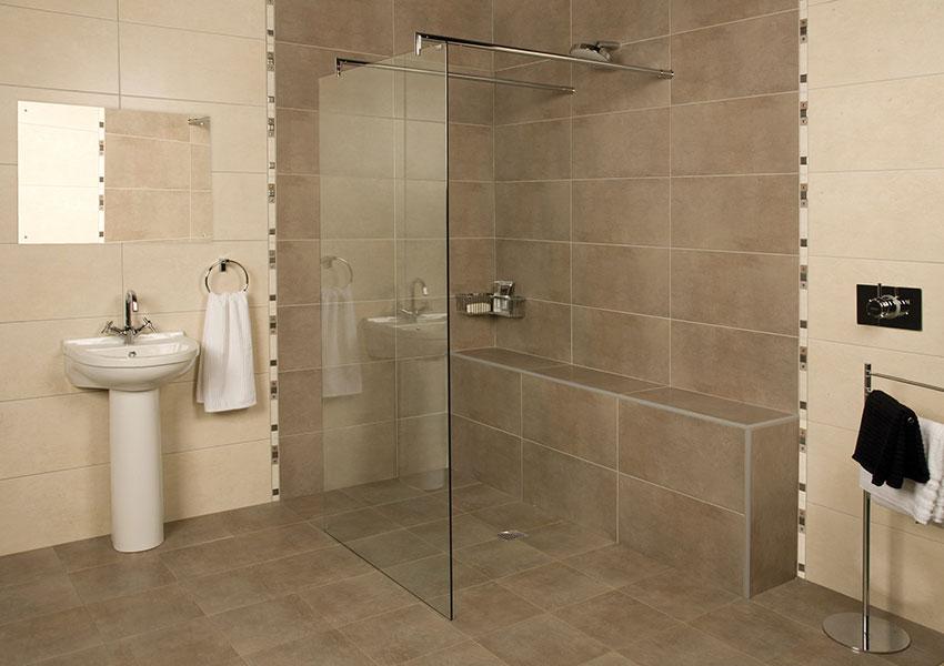ELLP Accessible shower