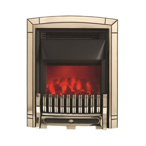 Inset Electric Fire Excelsior