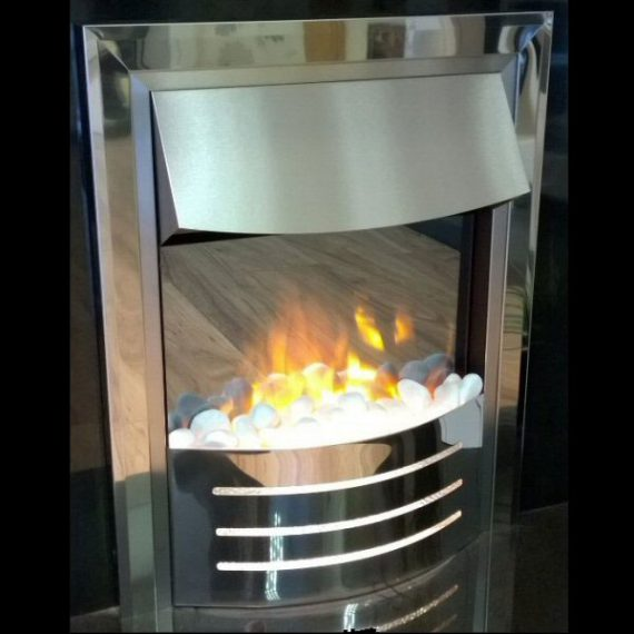 Inset Electric Fire Extreme