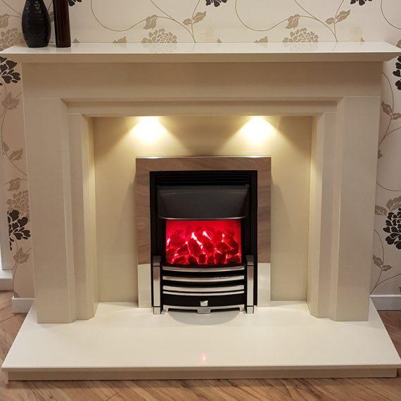 Ashton fireplace