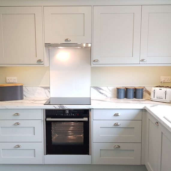 Kitchen installed by Helmanis and Howell