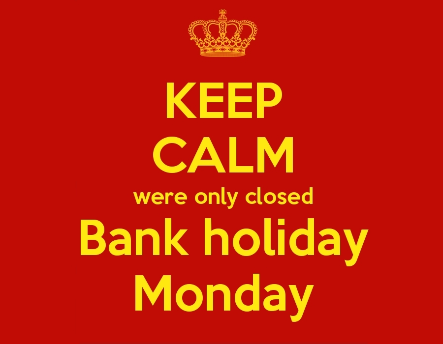 Late May Bank Holiday... - Helmanis & Howell