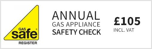 Annual Gas Appliance Safety Check